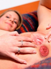 Gaping and prolapsed ass shots - 9 anal pictures